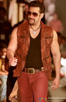 A Stunning Salman Khan With A French-Beard Look