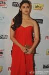 Alia Bhatt Snapped At The Filmfare Pre-Award Party
