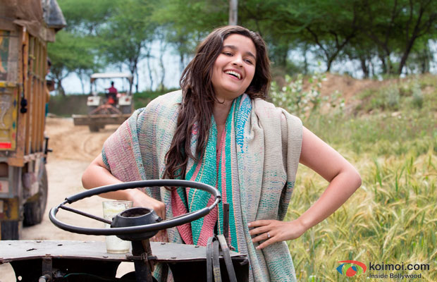 Alia Bhatt in a still from Highway