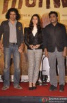 Imtiaz Ali, Alia Bhatt and A. R. Rahman launch the music of 'Highway'