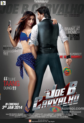 Mr Joe B. Carvalho movie Poster