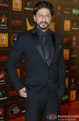 Debonair Shah Rukh Khan All Suited Up