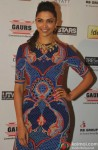 Deepika Padukone Snapped At The Filmfare Pre-Award Party
