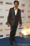 Dhanush Snapped At The Filmfare Pre-Award Party