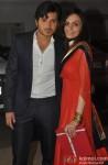 Divyendu Sharma at singer Raghav Sachar's wedding reception