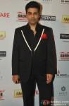 Karan Johar Snapped At The Filmfare Pre-Award Party