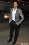 Kartik Tiwari at singer Raghav Sachar's wedding reception