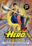 Varun Dhawan in Main Tera Hero Movie Poster