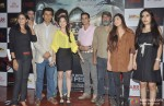 Nivedita Bhattacharya, Arif Zakaria, Nushrat Bharucha, Jimmy Shergill at the first look launch of 'Darr @ The Mall'