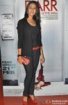 Nivedita Bhattacharya at the first look launch of 'Darr @ The Mall'