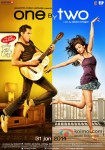 Abhay Deol and Preeti Desai in One By Two Movie Poster