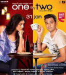 Preeti Desai and Abhay Deol in One By Two Movie Poster 1