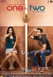 Preeti Desai and Abhay Deol in One By Two Movie Poster 2