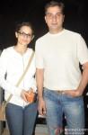 Rajeshwari Sachdev and Varun Badola Spotted Watching Sholay 3D
