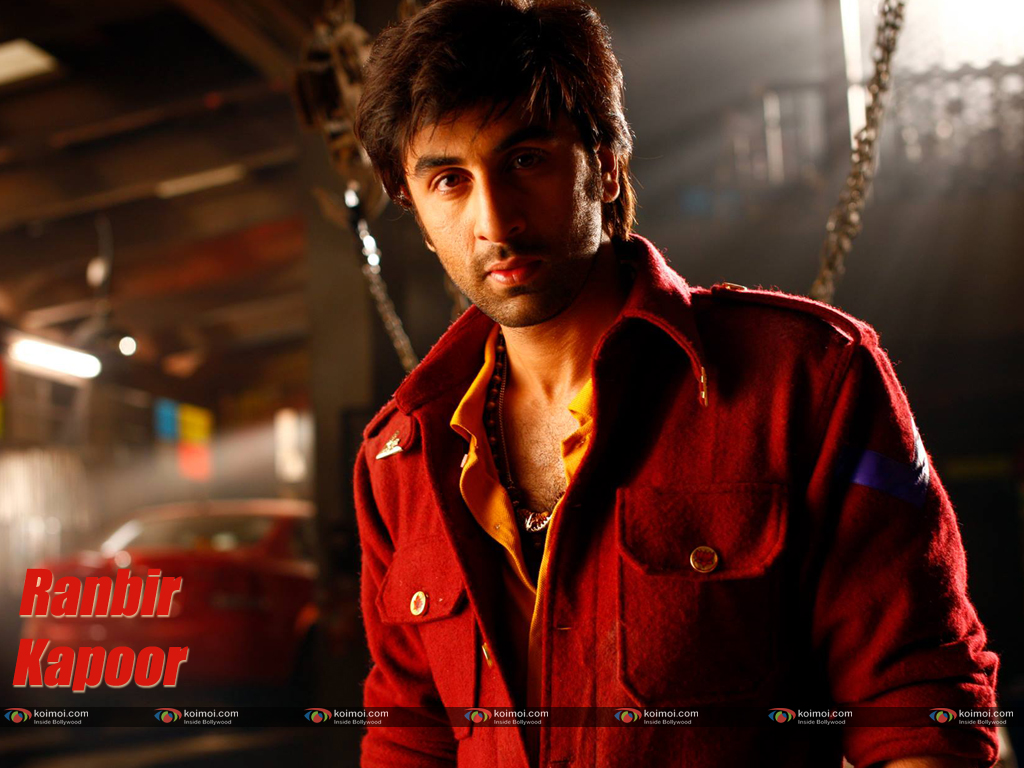 Ranbir Kapoor Wallpaper 10