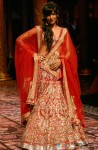 Chitrangada Singh Charms In A Red Hot Bridal Lehenga