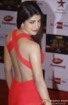 Priyanka Chopra Flaunts Her Sexy Back In A Red Hot Attire