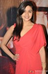 Alia Bhatt Looks Cute In A Red Hot Dress