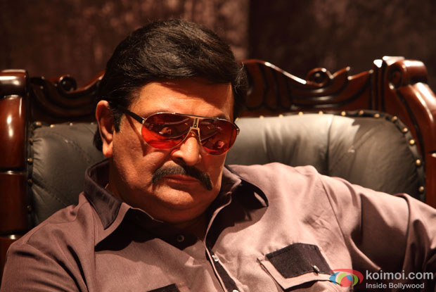 Rishi Kapoor in a still from 'D-Day'