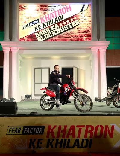 Rohit Shetty The Host Of Fear Factor Khatron Ke Khiladi
