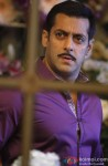 Salman Khan Gives A Serious Stare