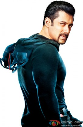 Salman Khan Giving A Rusty Look