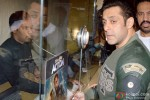 Salman Khan Spotted Watching 'Sholay 3D'