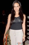 Sana Khan Spotted Watching Sholay 3D