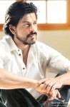 Shah Rukh Khan In A Pensive Mood