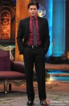 Shah Rukh Khan Snapped On The Anupam Kher Show