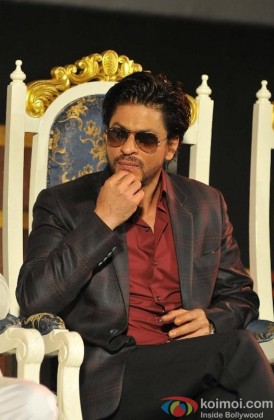 Shah Rukh Khan Striking A Killer Pose
