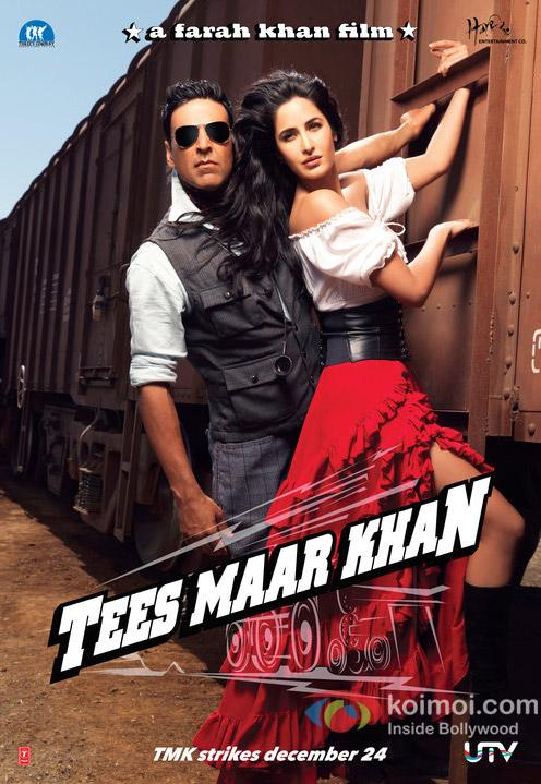 Tees Maar Khan Movie Poster