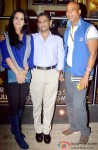 Tulip Joshi and Captain Nair Spotted Watching Sholay 3D