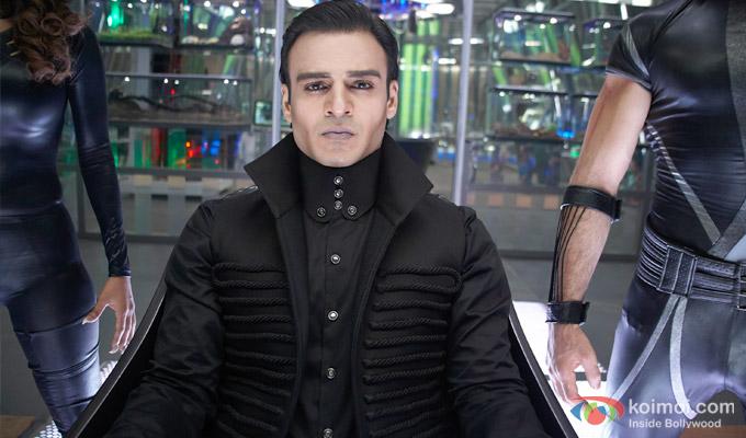 Vivek Oberoi in still form Krrish 3