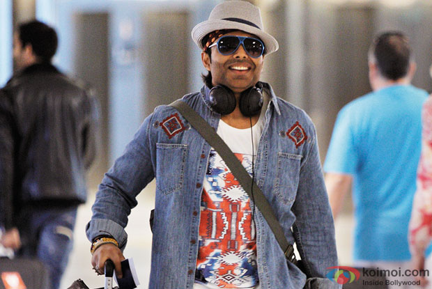 Uday Chopra in a still from 'Dhoom 3'