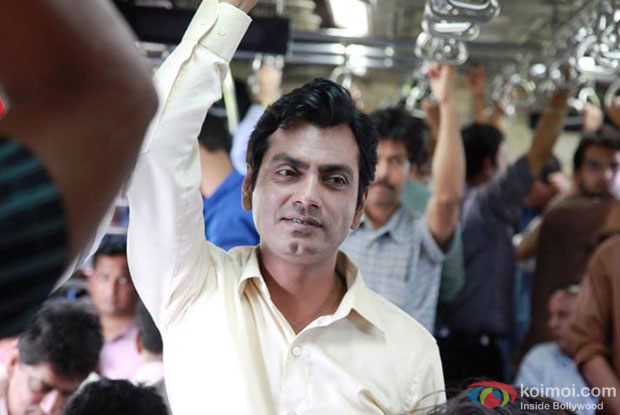 Nawazuddin Siddiqui in a still from movie 'The Lunchbox'