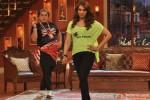 Bipasha Basu on the sets of 'Comedy Nights With Kapil' Pic 2