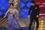 Madhuri Dixit and Manish Paul perform at 'Umang' Police Show 2014
