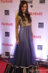Bruna Abdullah walks the Red Carpet of 'Filmfare Awards 2014'