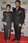 Aftab Shivdasani walks the Red Carpet of 'Filmfare Awards 2014'