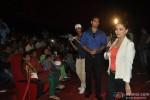 Madhuri Dixit promotes 'Dedh Ishqiya' Pic 2