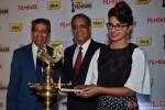 Priyanka Chopra unveils Filmfare's 3D Trophy