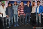 Umesh Bhisht, Atul Agnihotri, Bilal Amrohi, Salman Khan, Sara Jane Dias and Pulkit Samrat launch 'O Teri' Trailer