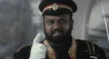 Rami Reddy as a 'Colonel Chikara' in a still from movie 'Waqt Hamara Hai'
