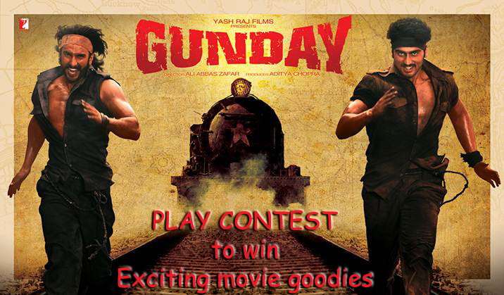 Gunday Contest on Koimoi.com