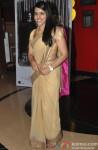 Taranjit Kaur during the trailer launch of film Ankhon Dekhi