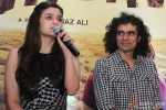 Alia Bhatt and Imtiaz Ali Promote Highway in Bengaluru Pic 2