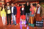 Alia Bhatt, Randeep Hooda and Imtiaz Ali Promote 'Highway'