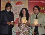 Amitabh Bachchan and Priyanka Sinha Jha Snapped At A Book Launch Pic 2