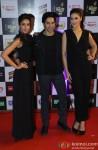Ileana Dcruz, Varun Dhawan and Nargis Fakhri Attend Mirchi Music Awards
